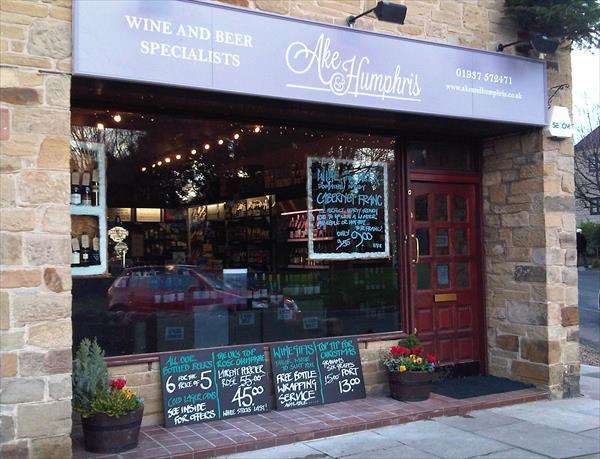 Photo of Collingham Wine Shop