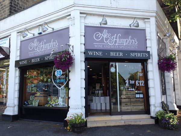 Photo of Harrogate Wine Shop